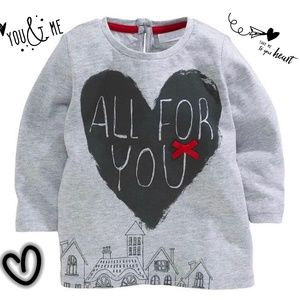 Other - All For You Long Sleeve Shirt